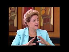 Dilma Rousseff concede entrevista exclusiva ao repórter Kennedy Alencar