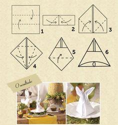 Dicas de como decorar sua mesa para o almoço de Páscoa | Luiza Barcelos