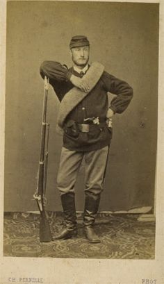 Franc-Tireur of the Franco-Prussian War