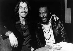 George Harrison and Richie Havens.