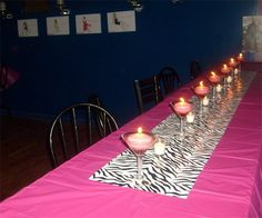Events By Tammy: Real Party: Sex and The City Themed Party