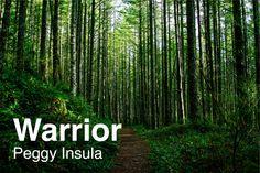 Warrior by Peggy Insula #splickety #lightningblog #flashfiction
