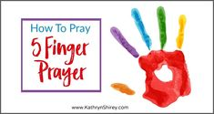 Use the 5 Finger Prayer to visually recall your prayer list. Great way to teach kids how to pray, but also good for adults! Simple Prayers, Prayers For Healing, Prayer List, Prayer Book, Printable Prayers, Free Printable, Pray For Leaders, Five Finger Prayer, Acts Prayer