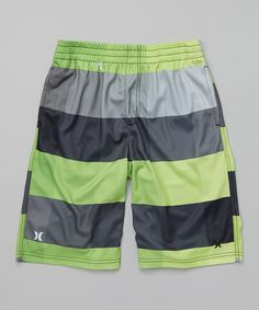 Look at this Hurley Ultra Green