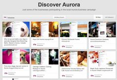 A new pinterest board has been setup by TelNames just for Discover Aurora so all new pins will be there. New Pins, Pinterest Board, The Locals, Aurora, Dog Breeds, Your Dog, Species Of Dogs, Northern Lights