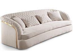 Tutorial: a small wooden furniture and copper tubes - HomeDBS Sofa Bed Design, Living Room Sofa Design, Home Room Design, Living Room Designs, Sofa Furniture, Luxury Furniture, Italian Furniture, Modern Sofa Designs, Classic Sofa