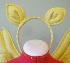 Pony ears for fluttershy.
