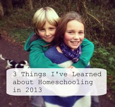 things ive learned about homeschooling