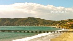 The shoreline at Avila Beach, Ca...one of my recently discovered favorite places