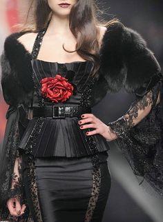 BLACK & PRINTED DRESSES