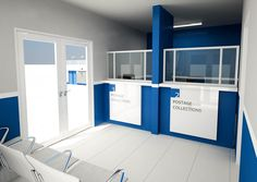 Post office re-design - Ghana Post Office, Retail Design, Ghana, Cabinet, Storage, Furniture, Home Decor, Clothes Stand, Homemade Home Decor