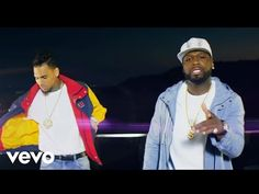 "50 cent e chris brown insieme nel nuovo video ""i'm the man"" #50cent #chrisbrown  #imtheman"