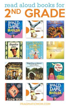 Looking for books to read with your second grader? Check out our top 10 read aloud books for grade, from picture books to chapter books! 2nd Grade Chapter Books, First Grade Books, 2nd Grade Ela, First Grade Reading, Grade 2, Homeschooling 2nd Grade, Homeschooling Resources, Curriculum, Read Aloud Books