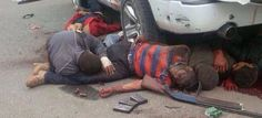 Policía Federal habría ejecutado al menos a 50 civiles: HRW Human Right Watch propone crear una comisión investigadora independiente - como la del caso Ayotzinapa- para que esclarezca los casos de Apatzingán y Tanhuato en dónde existen evidencias sobre decenas de ejecuciones de civiles.