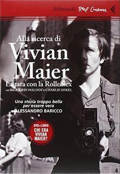 Alla ricerca di Vivian Maier. La tata con la Rolleiflex. DVD. Con libro di John Maloof http://www.amazon.it/dp/8807741202/ref=cm_sw_r_pi_dp_wSWOub0B06JAF