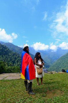 Mamo guardián de la ciudad perdida #ciudadperdidatrek #paisajes  www.magictourcolombia.com
