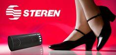 ¡Ritmo que se lleva!: Bocina portátil Bluetooth Steren