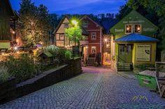 Blaue Stunde in Schmilka Credits: @m.mengefotografie  #iloveit #schmilka #brauerei #germany #wanderlust #saechsischeschweiz #beautiful #bluehour #eat #essen #trinken #nikon #longexposures
