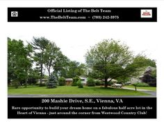 Some people dream of building their own home on the perfect half acre lot close to the country club!