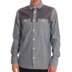 Carhartt Navy Harrison Shirt #new #carhartt #mens #style #streestyle www.ark.co.uk/male