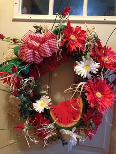 Wreaths by Cherie on Facebook come see my page :)