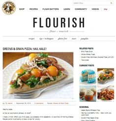 Dust yourself off and take a tip from King Arthur. They're connecting with their customers by inspiring them to make tastey creations with their products.   King Arthur's Flour Blog - Flourish   28 Amazing Content Marketing Ideas You Can Use Now at Heidi Cohen's Blog