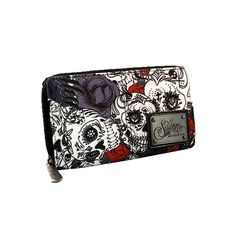 DOD Wallet by Sullen Clothing. Artistic style