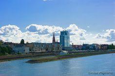 Croatia, Osijek, river Drava