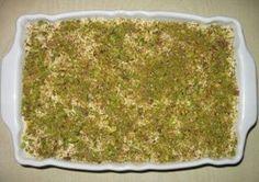 Tiramisù al pistacchio - Siciliafan