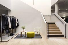 Retail Shop, Boutique, Store Design, Rue, Soho, Interior Architecture, Room Ideas, Organic, Interiors