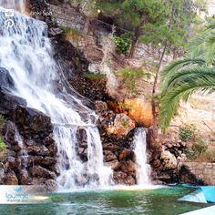 #Weekend getaways Loutraki Thermal SPA and Loutraki city waterfalls!!!