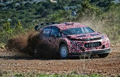 Ya han salido a la luz las imagenes del primer test del citroen c3 wrc 2017 Que os parece?  #WeAreRacers #eatsleepRACErepeat #rallye #rallys #rally #rallycar #racing #race #motorsport #wrc #instarallycars #follow #me