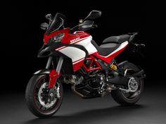 2013 Ducati Multistrada 1200 S Pikes Peak