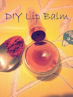 DIY Lip Balm it's simple!!