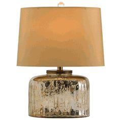 Gold Pelham Lamp