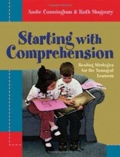 Starting with Comprehension: Reading Strategies for the Youngest Learners free download by Andie Cunningham Ruth Shagoury ISBN: 9781571103963 with BooksBob. Fast and free eBooks download.  The post Starting with Comprehension: Reading Strategies for the Youngest Learners Free Download appeared first on Booksbob.com.