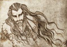 Thorin Oakenshield by Orpheelin on deviantART