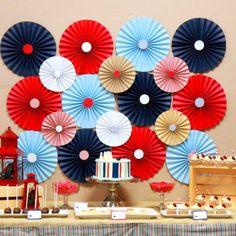 Decoração de aniversário fácil e barata que os convidados irão adorar