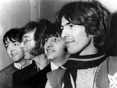 Mit mehr als 600 Millionen - nach Schätzungen ihrer Plattenfirma EMI sogar mehr als einer Milliarde - verkauften Tonträgern sind sie die bisher kommerziell erfolgreichste Band der Musikgeschichte. Vor 45 Jahren trennten sich die Beatles. Mehr dazu hier: http://www.nachrichten.at/nachrichten/150jahre/ooenachrichten/Das-bittere-Ende-der-Fab-Four;art171762,1735854 (Bild: Archiv)