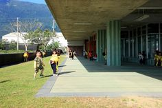 RUNNING Pacidal! Kindergarten Sinchen / Wang, Pe-Jen Architects