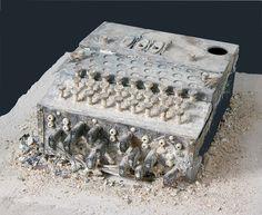 Oldest Enigma machine discovered in Denmark