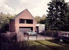 Ki-house, wrocław | TAMIZO ARCHITECTS