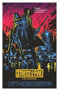 Streets of Fire - 1984 (Ruas de Fogo)