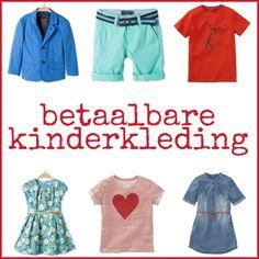 Betaalbaar kleding shoppen voor kids: de beste winkels + de leukste items voor het nieuwe seizoen! #leukmetkids