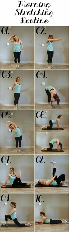 Practicing Yoga? Go for this yoga morning routine.