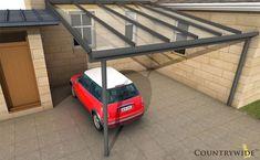 Carport on Pinterest | Flat Roof, Carport Designs and Car Ports