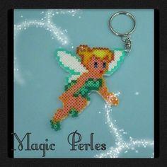 Porte clé petite fée magique  : Porte clés par magic-perles