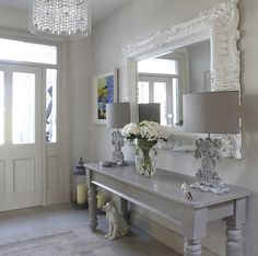 Shabby Chic Style Interior Decoration Ideas | Home And Decoration