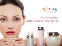 #skincare products #online #Dealmaar