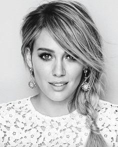 Hilary Duff - Redbook February 2016